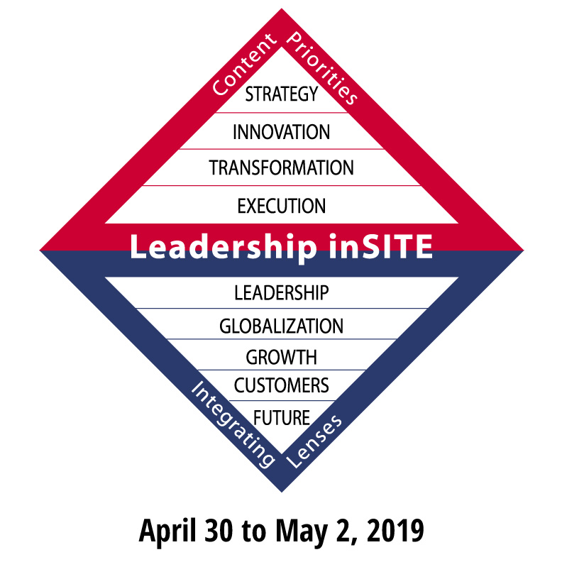 Leadership inSITE Spring 2019
