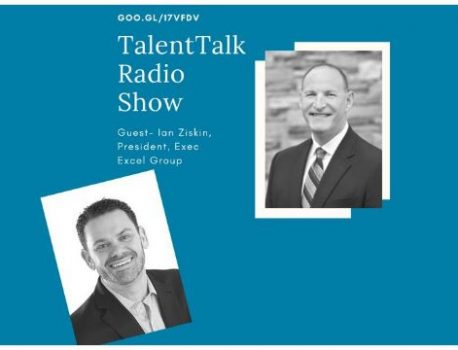 Ian Ziskin Featured on Talent Talk Radio